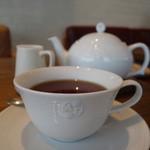 アフタヌーンティー・ティールーム - 2015年4月 紅茶のカップが、新しくなっていました♪