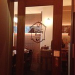 ルコックロティ - ドア