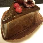 36707144 - チョコレートケーキ