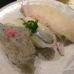 36707985 - 春三昧、季節物はいつも外れ(笑)桜鯛だけ美味い