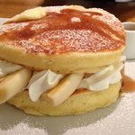 36708992 - パンケーキ美味しい~♡