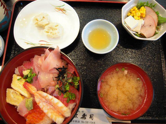 江戸前きよ寿司