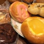 もんふるーる - 2015年4月 本日購入したパン達♬