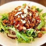 浮島ガーデン - 島豆腐のベジタコライス