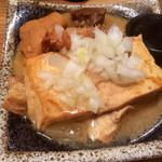 カドヤ - 肉豆腐