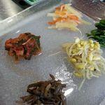 肉料理おがた - 単品ナムル