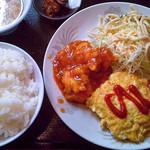中国料理 赤坂 - C定食