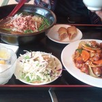 台湾料理 香林坊 - 定食