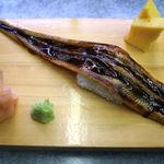 36726143 - 穴子の姿寿司