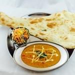 インド料理インディゴ - A-ランチ¥800