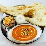 インド料理インディゴ - B-ランチ¥870