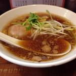 自家製麺中華そば 今里 - 元祖