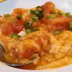 縁膳閣 - 番茄炒蛋