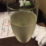 旬亭 よこ田 - 日本酒スパークリング