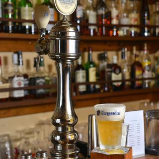 ベルギービールヒューガルデンホワイト