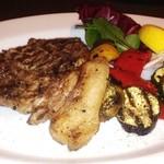 ラ・ベルデ - 黒豚肩ロースと野菜のグリル