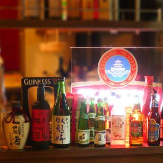 ビールと紹興酒だけじゃない!!スパークリングワインも日本酒も