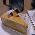 ブルージュ・プリュス - チーズケーキ