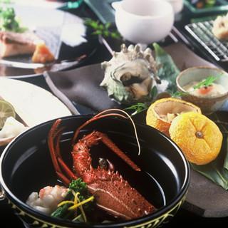 『伝統×革新』の日本料理