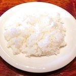 Kitchen 古時計 - 豚の生姜焼き<限定7食> 500円 のライス