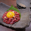 Kyousuke - 料理写真:ユッケ刺し