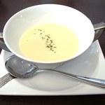 アール・ベル・アンジェ - 本日のスープ
