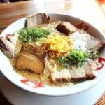 幻のラーメン亭 - 料理写真: