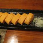 松吟庵 - 蕎麦屋の出汁巻き