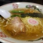 ラーメン本舗 まるみ - (2015/3月)東京ラーメン細麺