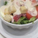 銀座コージーコーナー - シーザーサラダ