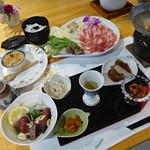 菜の花館 - 料理写真:【夕食】