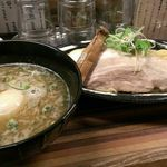 ラーメン ロケットキッチン - つけ麺