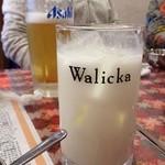 グラス - グラスセットのラッシーとビールセットのビール