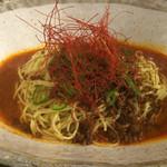 武蔵坊 - 担々麺(濃厚胡麻) DEATHのアップ
