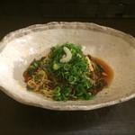 武蔵坊 - 担々麺(芳醇醤油)  1辛