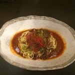 武蔵坊 - 担々麺(濃厚胡麻) DEATH