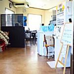 タブー・ザ ボニート - 店内の様子(入口正面に券売機が設置されています)
