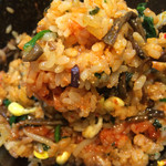 大陸食道 - 石焼明太ビビンバ
