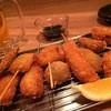がぶりん - 料理写真:串カツフェアーおまかせ10本¥990
