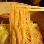 阿波家 - 味玉塩ラーメン