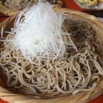 さい藤 - 料理写真:大根蕎麦(大盛)