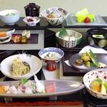 つつじの茶屋 - 会席料理「雅」(春イメージ)