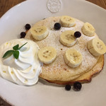 カッフェ ロカーサ - バターミルクパンケーキ