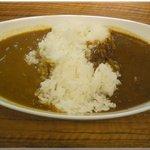 麹町咖喱 - ハーフ&ハーフカレー(ポーク&ビーフ)