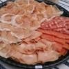 ピアッティ - 料理写真:生ハムとサラミのセット
