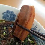 麺処 山百合 - 石川ブラックラーメン 角煮