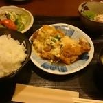 御料理 千 - 千のかわり御膳 ¥750
