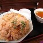 中華料理タカノ - チャーハン 大盛