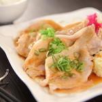 フクモト - ポークの生姜焼き