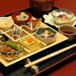 神楽坂 割烹 加賀 個室と会席接待の宴会処 - お楽しみ膳